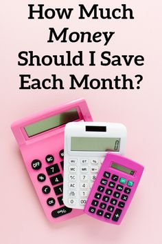 How Much Money Should I Save Each Month? How much do I need to retire? These are common questions I receive and you will finally receive an answer! #savemoney #retirement Ways To Save Money, Make Money Online, How To Make Money, Saving Ideas, Money Saving Tips, Household Expenses, Frugal Living Tips, Finance Tips, Extra Money
