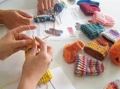 Stricken Baby - Strickanleitungen für Babymütze, Babyschuhe & Co