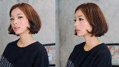 2013 Korean Style Short Hairstyles - Hairstyles Trend Asian Style, Korean Style, Ulzzang Short Hair, Medium Hair Styles, Long Hair Styles, Mid Length Hair, Dream Hair, Perm, Hair Colour