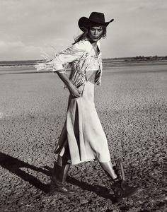 Dakota Fanning Channels 1970s Style for NYLON Cover Story