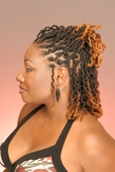 short loc styles for women - - Yahoo Image Search Results