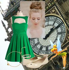 """""""Tinkerbell"""" by makenzieambrose on Polyvore"""