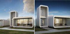 Dubaï impression 3D
