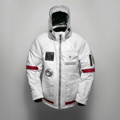 Für Hobby-Astronauten: Hippe Jacke im NASA-Look - Engadget Deutschland