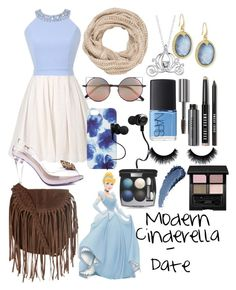 """Modern Cinderella
