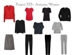 The Vivienne Files: Project 333 - beyond the autumnal equinox