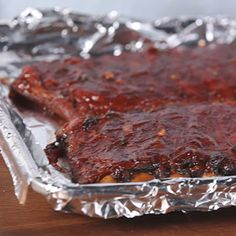 How To Cheat Ribs in the Oven | Learn how to cook delicious smoked ribs in the oven with this how to video from Test Kitchen Specialist Pam Lolley. | SouthernLiving.com