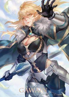Gawain Fate Grand Order