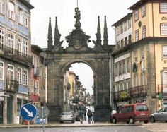 Famous for its historical buildings, monuments, gardens and fountains Braga is a beautiful city in the heart of the green Minho, http://www.discoverthetrip.com/city/braga.html