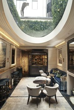 Connaught Champagne Room?http://www.wallpaper.com/travel-directory/uk/london/bars/the-champagne-room-at-the-connaught-hotel/475