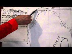 В ролике содержится краткое содержание полной версии МК по построению точной базовой выкройки рукава к блузе. Обучающий мастер-класс автора Елены Фоменковой:...