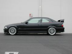 "'95 E36 M3: 18"" BBS LM, Bilstein PSS, Pillow Ball Mounts, Euro Brake Rotor, SS Brake Line, Confoti Chip, Conforti Air Intake, Larger Mass Air Flow Sensor, 3.2 motor, OS Giken Super Single Clutch, OS G Light Fly Wheel, X Member Brace, Supersprint Catback DTM Exhaust, Group N Front Spoiler Extension, Group N Rear Spoiler w/Risers, AC S Front Strut Tower Bar, AC S Short Throw Shift, AC S Pedal Set, Shift Knob, E Brake Handle, RECARO SPG full bucket seat (reupholstered), Alcantara Ceiling…"