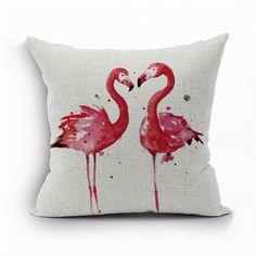 Animal Cushion Covers Natural Wild Life Digital Print Cushion Covers 43 x 43cm