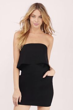 Up The Ante Bodycon Dress at Tobi.com #shoptobi