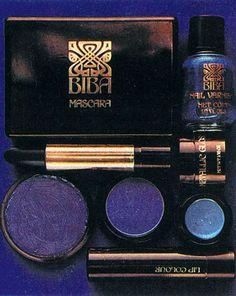 Biba make-up