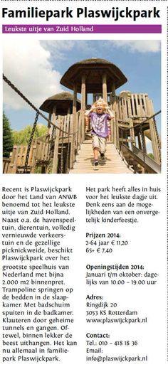 Familiepark plaswijckpark