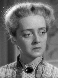 """Bette Davis as """"The Old Maid"""""""