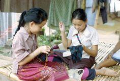 Thai artisans
