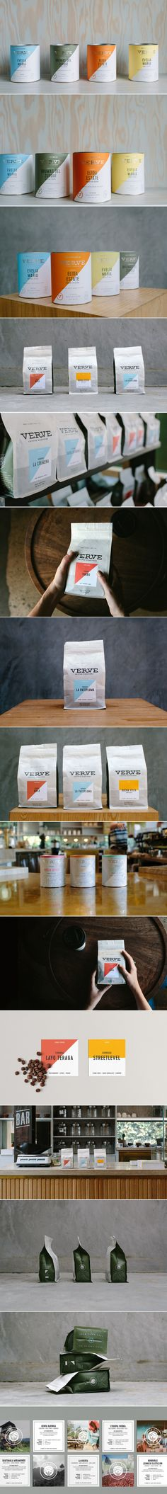 Refreshing the Verve Brand with Design Rooted in Ethics and Excellence — The Dieline | Packaging & Branding Design & Innovation News