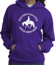 Western Pleasure Life at Show Speed -Charlie Horse Apparel