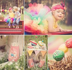 So adorable.i LOVE THIS circus theme...not too old looking or scary for kids!