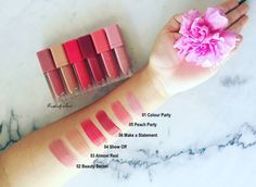 Beauty Steal! Essence Liquid Lipsticks. A MUST in your collection