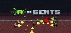 A-Gents – super sparatutto in pixel art per #Android!!