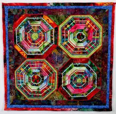 Beautiful quilt wall hanging