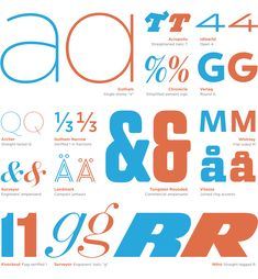 Webfonts with Stylistic Sets | News, Notes & Observations | Hoefler & Co.