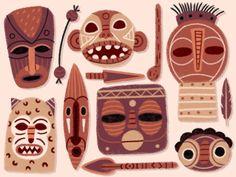 Africana Masks
