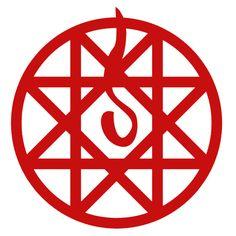 Fullmetal Alchemist Blood Seal tattoo