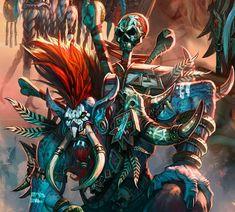 Warcraft - Vol'jin