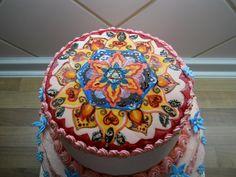mandala cakes - Google Search