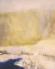 Zao Wou Ki, 01-02-1997, 78 x 64 inches.