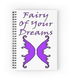 Fairy Of Your Dreams Purple by blakcirclegirl
