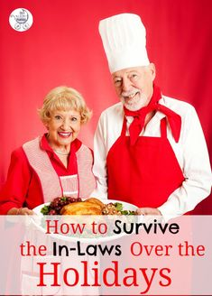 In-laws coming to visit for the holidays? 8 tips to survive the visit with your sanity intact! | Fit Bottomed Mamas