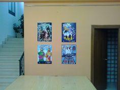 2014 - Exposición Concurso de Carteles fiestas - Jornadas Culturales