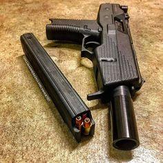 #Repost @illmanneredgunrunner707  Steyr SPP 9mm pistol.  Follow us @illmanneredgunrunner707