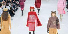 At Chanel, No Stunts Just Fashion