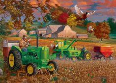 Fall on the farm...