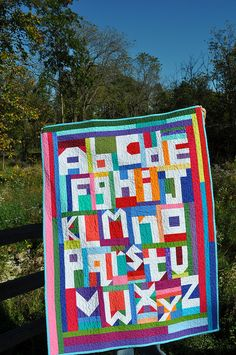 Abstract Alphabet by Annemod, via Flickr