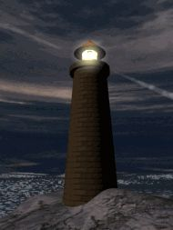 #lighthouse #gif ♠ re-pinned by http://www.waterfront-properties.com/