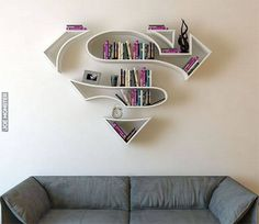 Super półka na książki - Joe Monster