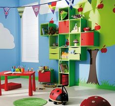 Love this play room!!!