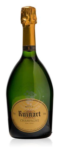 Ruinart 'R' Brut Champagne Bestellen - Champagnes.nl