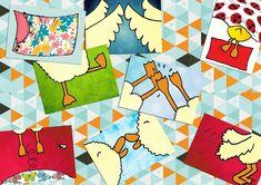 Подвижная карточная игра для самых маленьких (скачать) - Настольные игры - Babyblog.ru