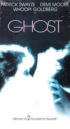 Ghost VHS Video Tape 1991 Patrick Swayze, Demi Moore, Whoopi Goldberg New Sealed