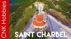 Aerial video footage over the Sanctified land of Saint Charbel #Videography