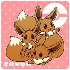 Pokemon Eeveelutions, Eevee Evolutions, Pokemon Images, Pokemon Pictures, Cute Pikachu, Cute Pokemon, Eevee Wallpaper, Video Game Anime, Video Games