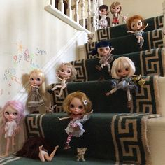 Hello everyone! We've been having such fun this week!!! by Dollytreasures on Flickr.